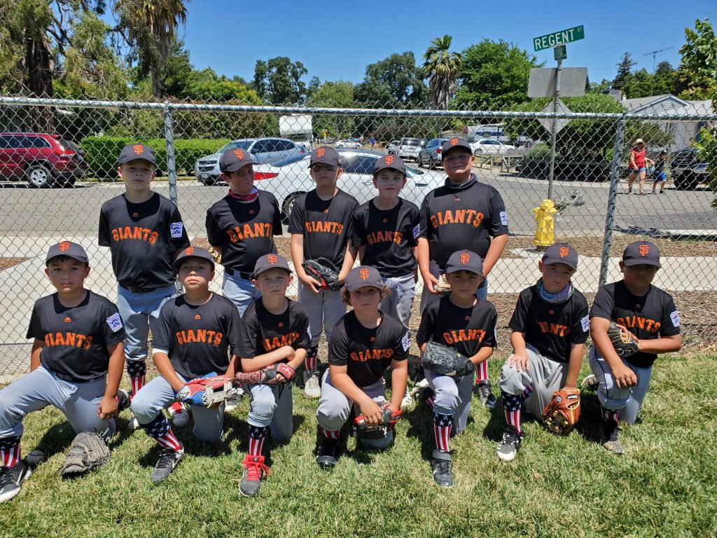Ghirardelli Sponsors West Sacramento Little League